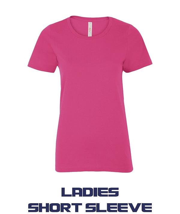 Ladies Short Sleeve